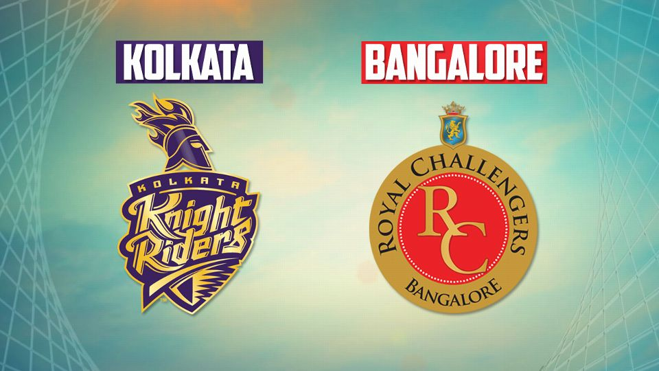 RCB Vs KKR 46th Match Prediction ,Where To Watch Live Streaming , Live Score & Match Details