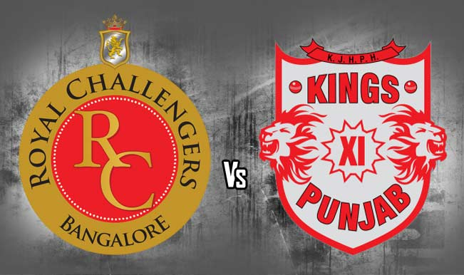 RCB Vs KXIP 43rd Match Prediction ,Where To Watch Live Streaming , Live Score & Match Details