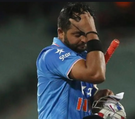 RAINA Out from IPL 2020